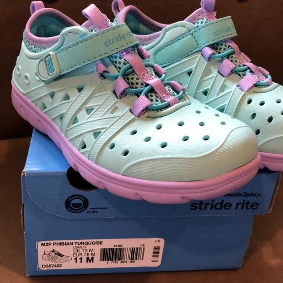 Stride Rite Phibian Sneaker Sandal